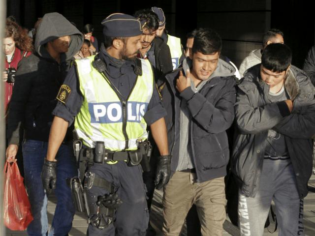 Sweden crime malmo Bombs, shootings