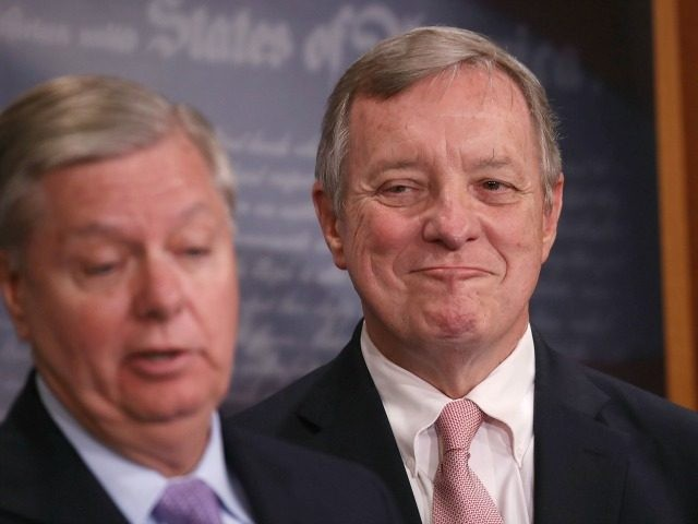 Rep. Paul Gosar: Lindsey Graham and Dick Durbin's Bill Supports 'Open Borders and Unlimited Entry into This Country'