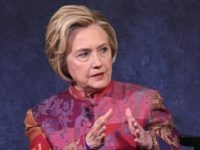Hillary Clinton: Trump 'Undermined' Presidency to Enrich Family, His 'Erratic' Behavior Undermining Global Order