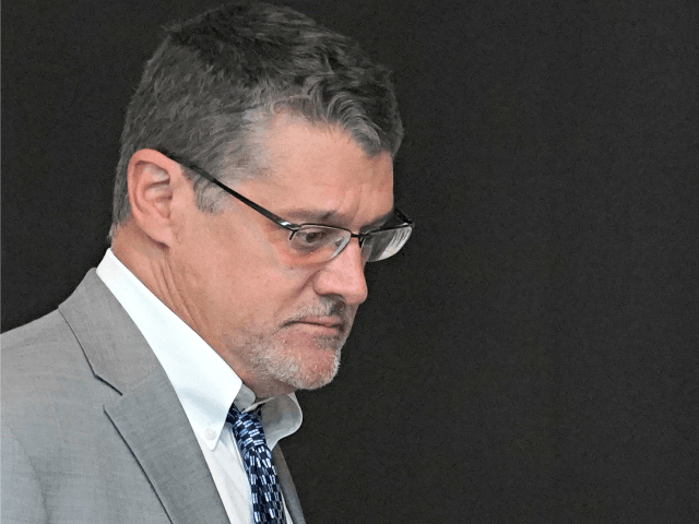 Glenn Simpson of Fusion GPS