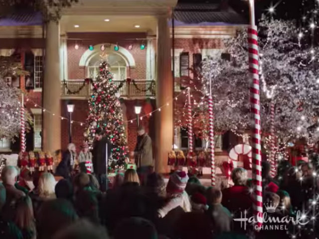 Hallmark Channel Christmas movies preview