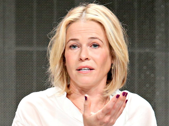 Chelsea Handler's Latest Conspiracy: 'Putin Won Our Election For' Trump