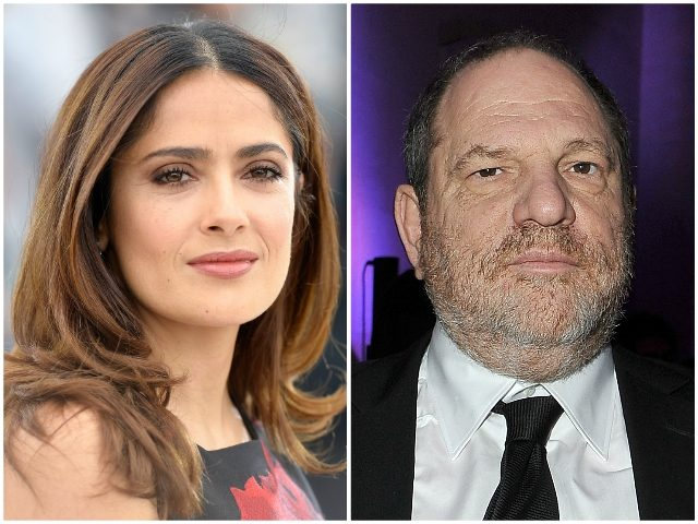 Hayek Weinstein Getty