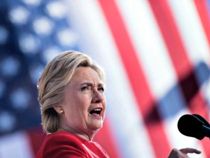 Hillary Clinton, Flag