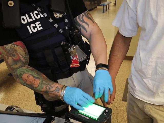 ICE Arrests in Nort Texas 6 - 4-4-17