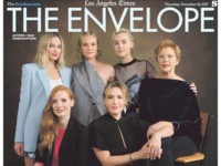Jessica Chastain Times Cover LA Times