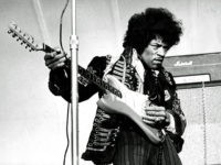 American singer and guitarist Jimi Hendrix performs on stage on May 24, 1967 at Grona Lund in Stockholm, Sweden. / AFP PHOTO / TT NEWS AGENCY AND Svenska Dagbladet / - (Photo credit should read -/AFP/Getty Images)