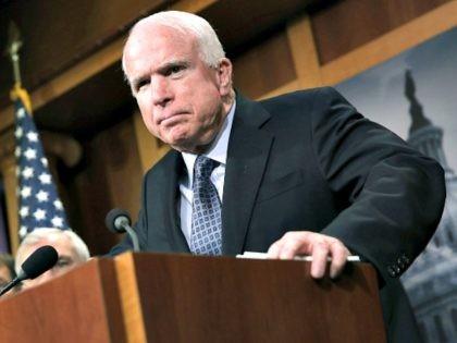 John McCain 2015 Win McNamee:Getty Images