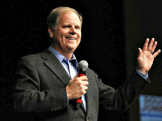 – Doug Jones on His Victory: 'It's Never Been About Roy Moore'