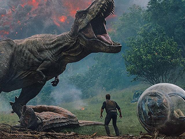 Jurassic World Fallen Kingdom Universal