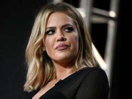 "Khloe Kardashian participates in the panel for ""Kocktails with Khloe"" at the FYI 2016 Winter TCA on Wednesday, Jan. 6, 2016, in Pasadena, Calif. (Photo by Richard Shotwell/Invision/AP)"