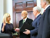 Kirstjen Nielsen Sworn in