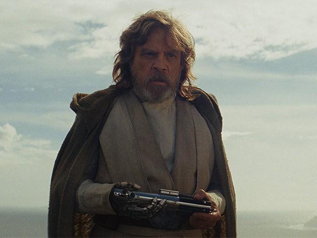 Star Wars Last Jedi Disney/Lucasfilm