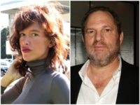 Paz de la Huerta Harvey Weinstein Getty