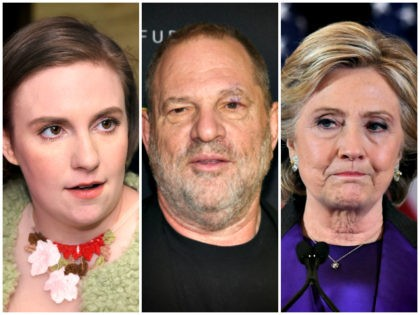 Lena Dunham Claims She Warned Clinton Campaign of Harvey Weinstein's Predatory Behavior