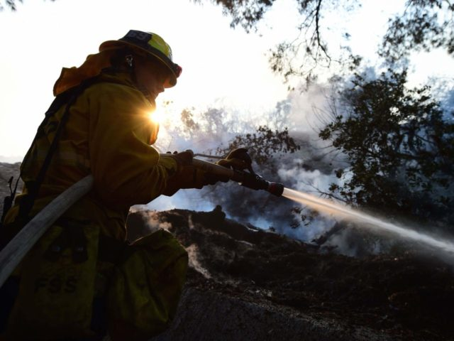 LAFD: Skirball Fire caused by illegal cooking fire at encampment