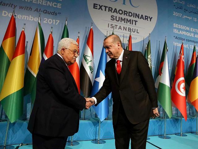 Turkey Plans to Open Jerusalem Embassy to 'Palestine'