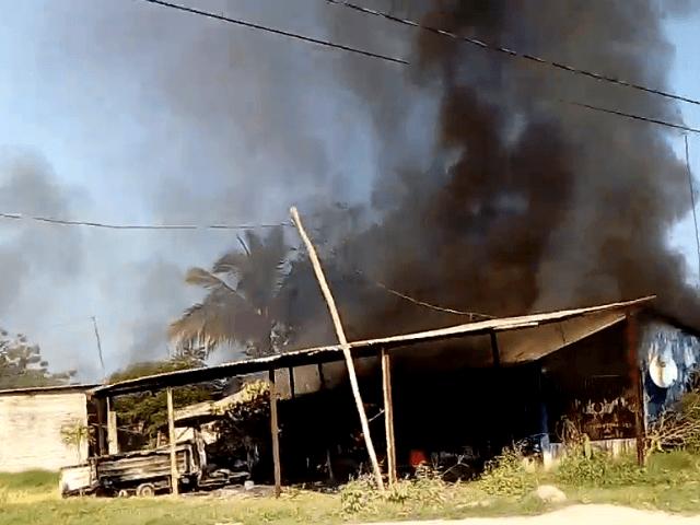 Michoacan Fires