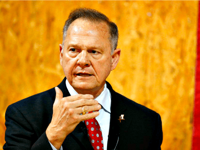 Roy Moore: 'This Campaign Was About Truth' and 'What This Nation Was Founded Upon'