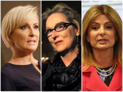 Brzezinski Streep Bloom Enablers Getty