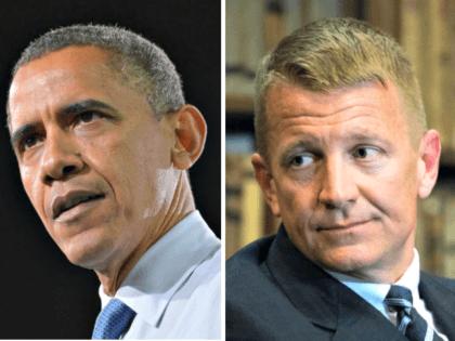 Obama, Erik Prince