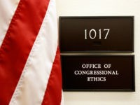 Official Conducting House Ethics Investigations Charged with Sexual Misconduct