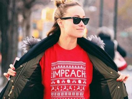 Olivia Wilde Impeach Instagram