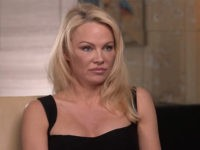 Pamela Anderson NBC Screenshot