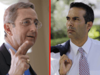 Jerry Patterson and George P. Bush.
