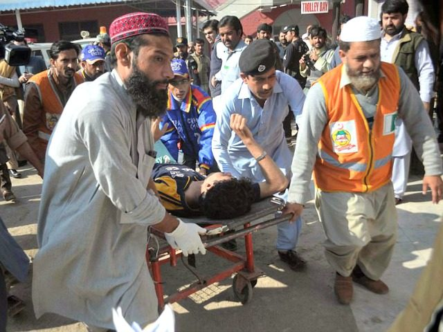 Peshewar Gunmen Attack