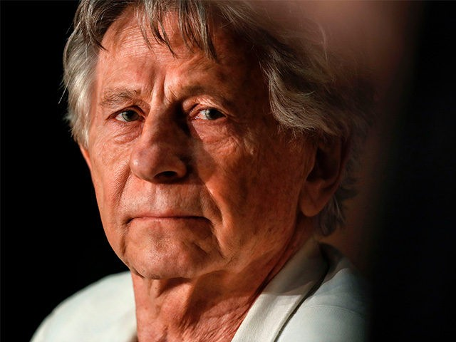 French-Polish director Roman Polanski attends on May 27, 2017 a press conference for the film 'Based on a True Story' (D'Apres une Histoire Vraie) at the 70th edition of the Cannes Film Festival in Cannes, southern France. / AFP PHOTO / Laurent EMMANUEL (Photo credit should read LAURENT EMMANUEL/AFP/Getty Images)