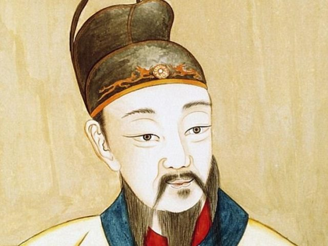Chinese Emperor Qin Shihuang carried out an intensive crusade for …