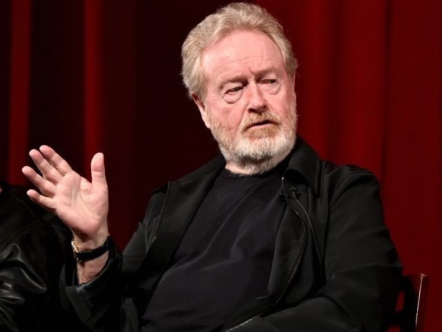Outstanding Directorial Achievement in Feature Film nominee Ridley Scott speaks onstage at the 68th Annual Directors Guild Of America Awards Feature Film Symposium at Directors Guild of America on February 6, 2016 in Los Angeles, California. (Photo by Alberto E. Rodriguez/Getty Images for DGA)