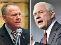 Roy Moore Jeff Sessions Split Image