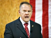 Roy Moore, Military