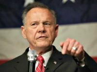 Roy Moore: 'It's Difficult to Drain the Swamp When You're Up to Your Neck in Alligators'