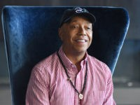 LOS ANGELES, CA - MAY 24: Founder of All Def Digital Russell Simmons speaks at the Fast Company Creativity Counter-Conference 2016 on May 24, 2016 in Los Angeles, California. (Photo by Vivien Killilea/Getty Images for Fast Company)