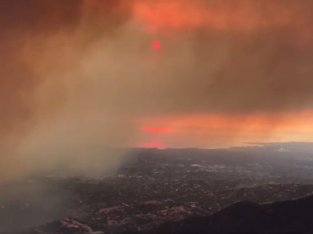Thomas Fire Is Now Second-Largest in California History