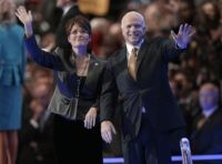 Sarah Palin and John McCain (Charlie Neibergall / Associated Press)
