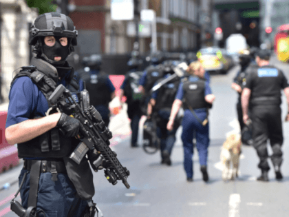 Record Number of UK Terror Arrests, Up 54 Per Cent in a Year