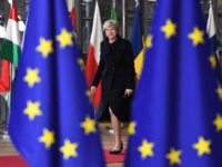 EU Leaders Approve New Phase in Brexit Talks, Applaud Appeaser Theresa