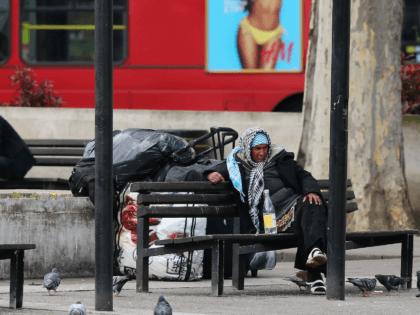 London Homeless Eastern European