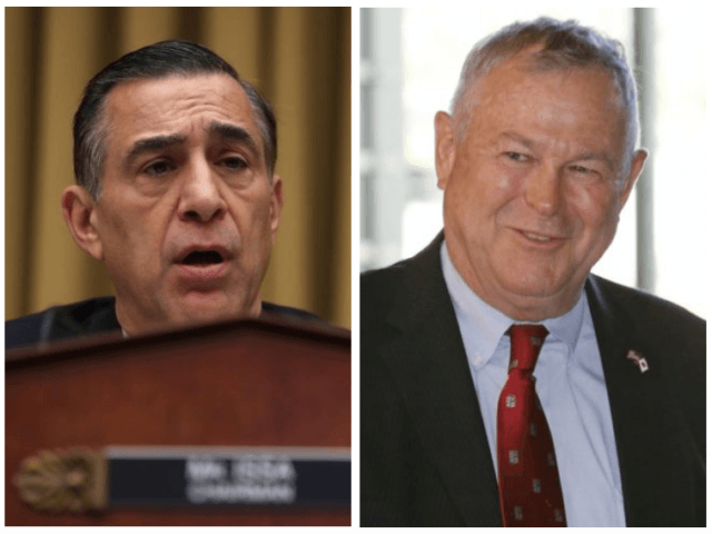 Darrell Issa and Dana Rohrabacher (Wire services)