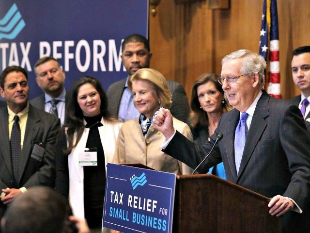 Senate Passes Tax Reform