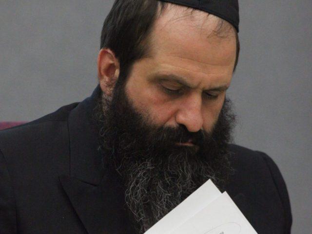 Sholom Rubashkin (Andrea Melendez / Associated Press)