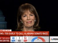 Dem Rep Speier: If Moore Got Elected and I Met Him, 'I Probably Wouldn't Even Recognize His Existence'