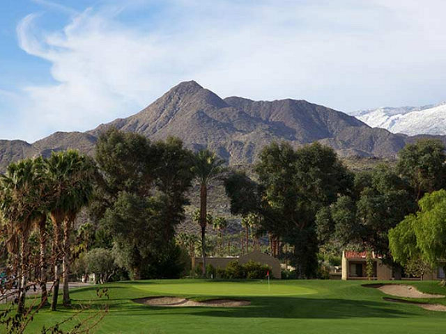 Tahquitz Creek Golf Resort in Palm Springs, California