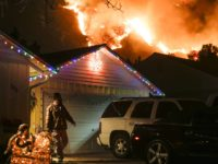 Thomas fire (Ringo Chiu / AFP / Getty)