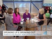Watch: Megyn Kelly Features the Stories of Three Trump Accusers