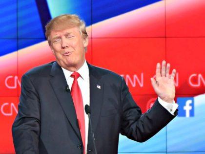Trump Debate CNN